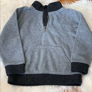 Old Navy pullover fleece jacket 4T